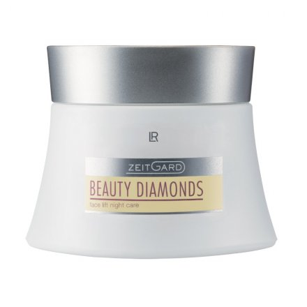 LR ZEITGARD Beauty Diamonds Noční krém - 50 ml
