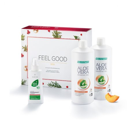Aloe Vera Feel Good Box Freedom